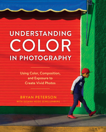 Understanding color in photography Book Cover