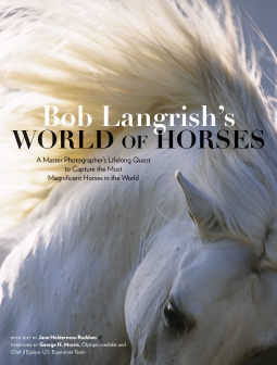 Bob Langrish's World of Horses Book Cover